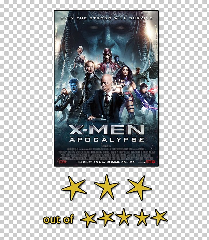 Apocalypse Professor X Storm X-Men Film PNG, Clipart, Action