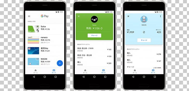 Feature Phone Pixel 2 Google Pay Suica PNG, Clipart, Android