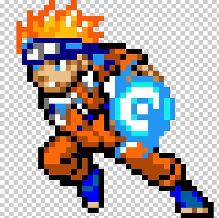 Pixel Art Naruto Minecraft PNG, Clipart, Anime Pixel, Anime