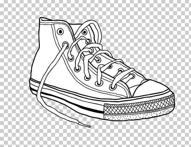 Converse Sneakers Drawing PNG, Clipart, Baby Shoes, Black