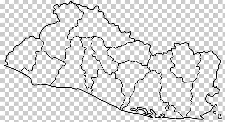 El Salvador Blank Map Cuzcatlan Google Maps PNG, Clipart ...