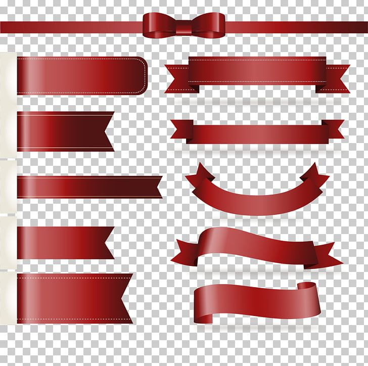 Paper Red Ribbon PNG, Clipart, Advertising Design, Angle, Border, Computer Icons, Decorative Patterns Free PNG Download