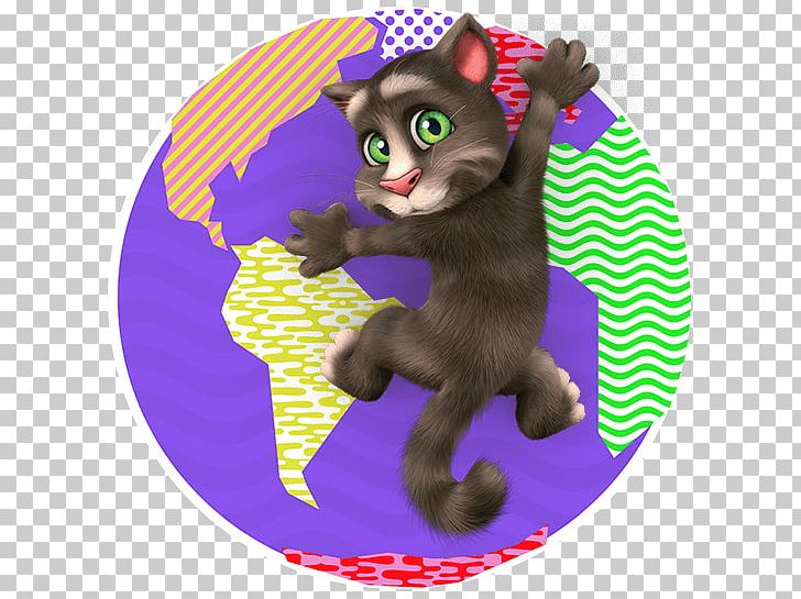 My Talking Hank My Talking Tom Kitten Whiskers Outfit7 PNG