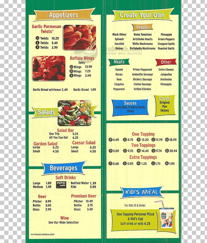 Round Table Pizza Menue.Round Table Pizza Menu Pizza Delivery Food Png Clipart Advertising