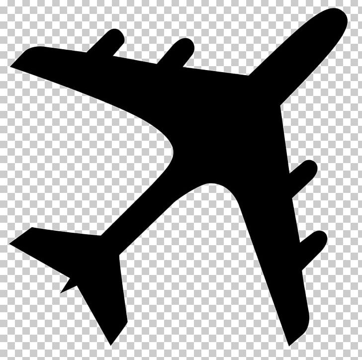 Plane PNG, Clipart, Miscellaneous, Silhouettes Free PNG Download
