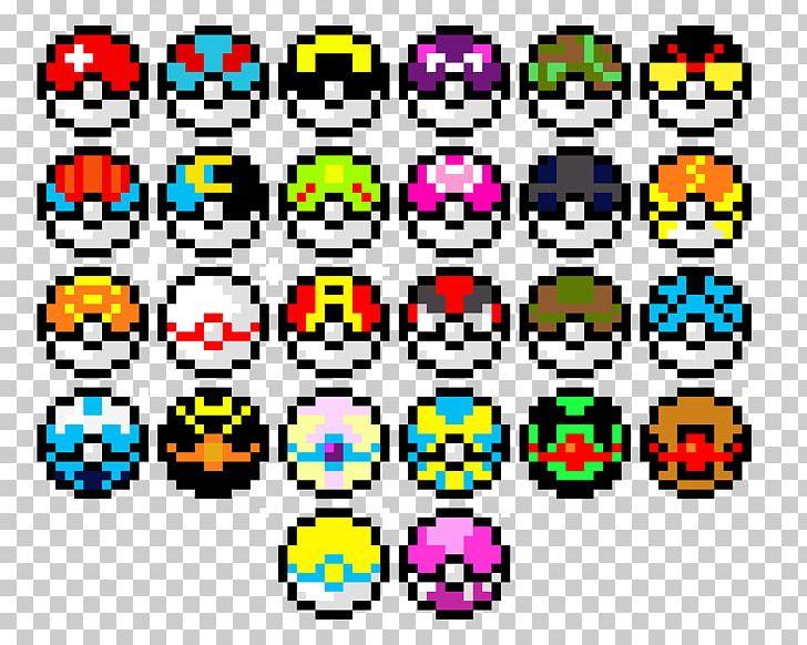 Poké Ball Pixel Art Pokémon Misty Pikachu Png Clipart Art
