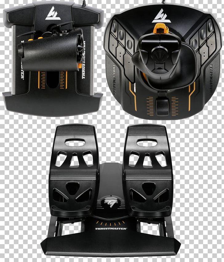 Joystick HOTAS Thrustmaster T 16000M Logitech PNG, Clipart