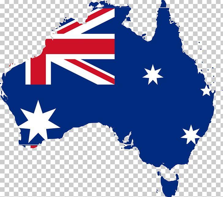 Map Of Australia PNG, Clipart, Australia, Blue, Flag, Flag Of Australia Free PNG Download