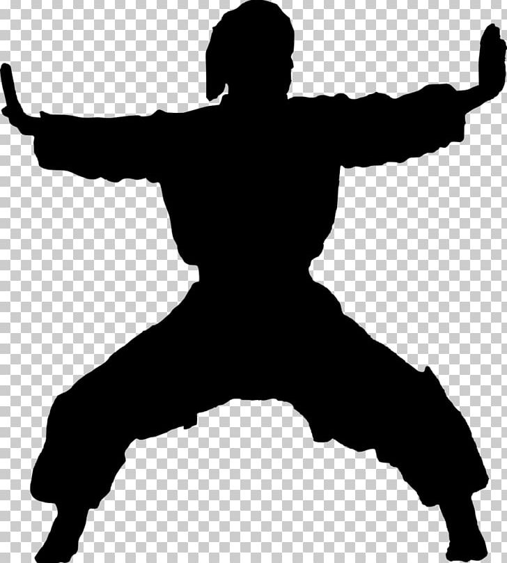 Karate Silhouette Martial Arts PNG, Clipart, Arm, Black And White, Clip Art, Joint, Karate Free PNG Download
