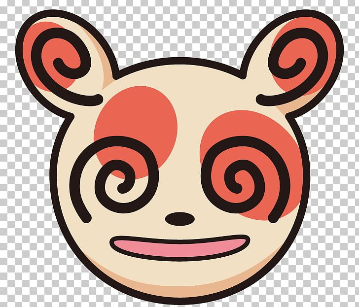 Pokémon Shuffle Pokémon Battle Trozei Pokémon HeartGold And SoulSilver  Spinda PNG, Clipart, Circle, Eels, Facial Expression,