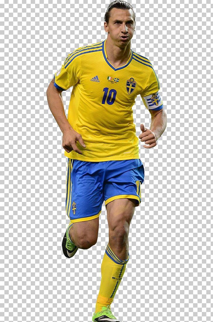 Zlatan Ibrahimović Sweden National Football Team Paris Saint