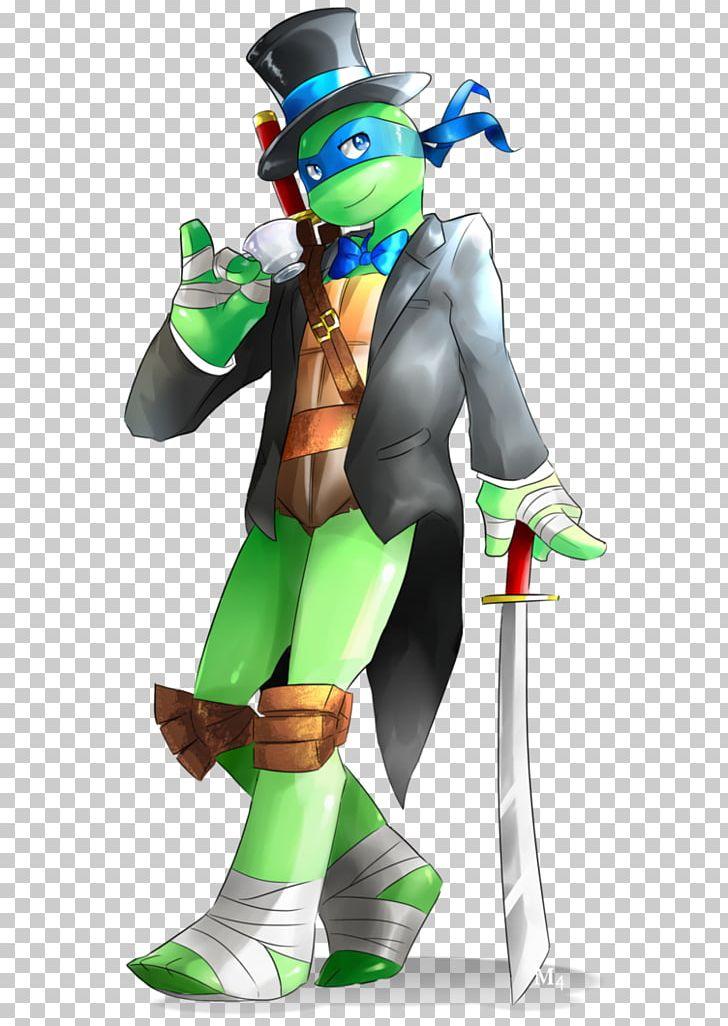 Leonardo Raphael Venus Shredder Teenage Mutant Ninja Turtles Png