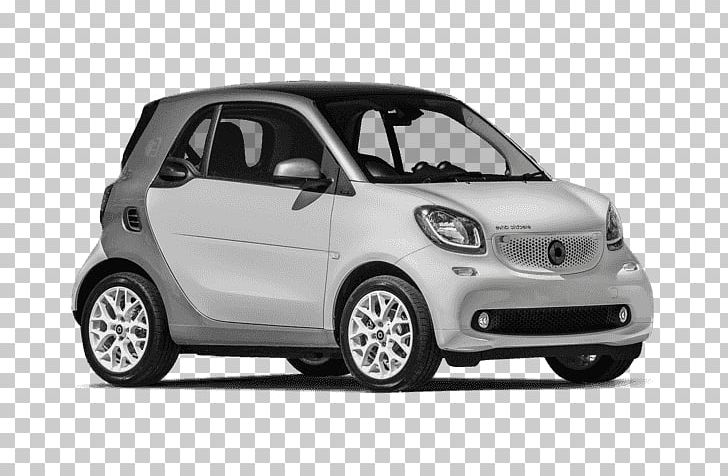Smart Fortwo Coupe Car Mercedes Benz Png Clipart 2 Door 2015