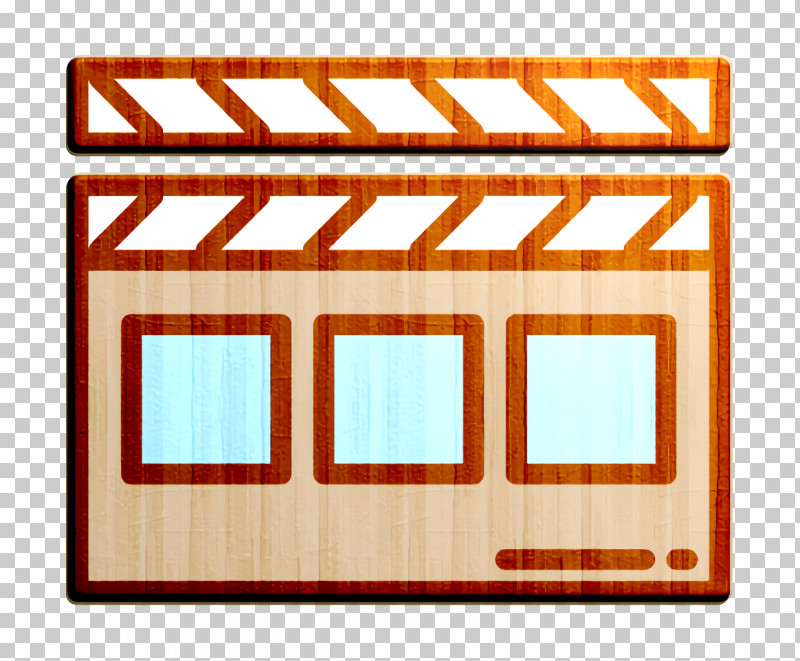 Movie  Film Icon Clapperboard Icon Ui Icon PNG, Clipart, Clapperboard Icon, Line, Movie Film Icon, Rectangle, Ui Icon Free PNG Download