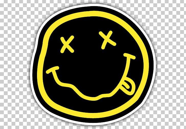 Nirvana Smiley Desktop Logo Grunge PNG, Clipart, Area, Best Band, Desktop Wallpaper, Emoticon, Grunge Free PNG Download