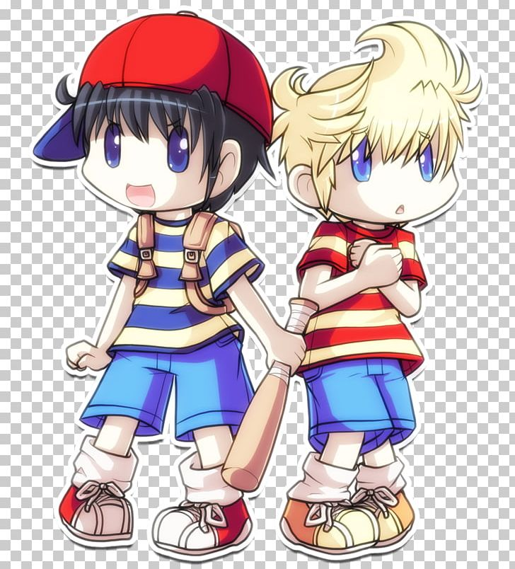 EarthBound Mother 3 Super Smash Bros  Brawl Lucas Ness PNG, Clipart