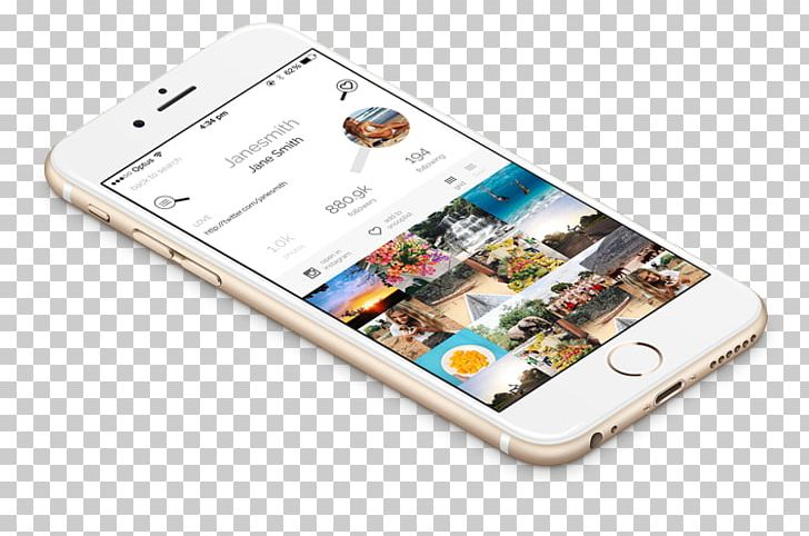 Instagram iphone. Smartphone png clipart business