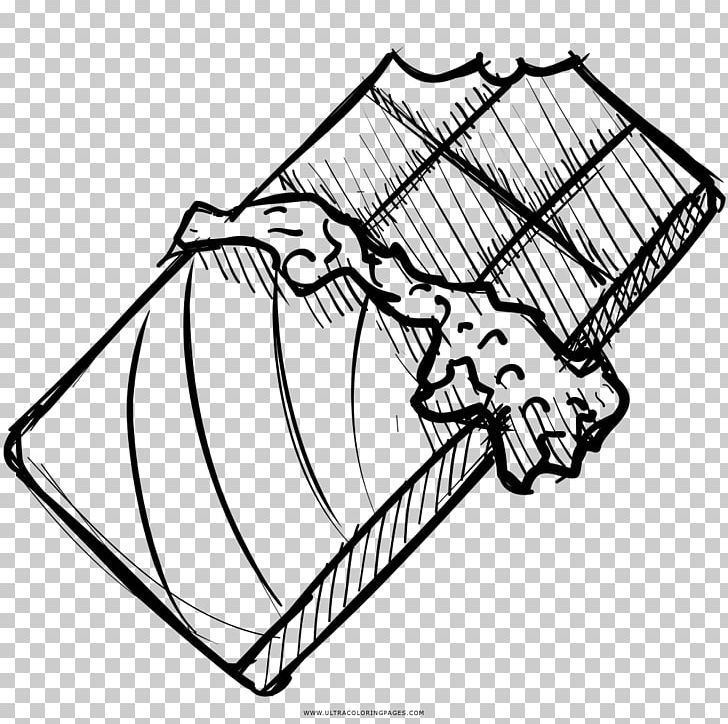 Chocolate Bar White Chocolate Drawing Coloring Book PNG ...