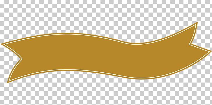 Ribbon brown. Png clipart angle banner