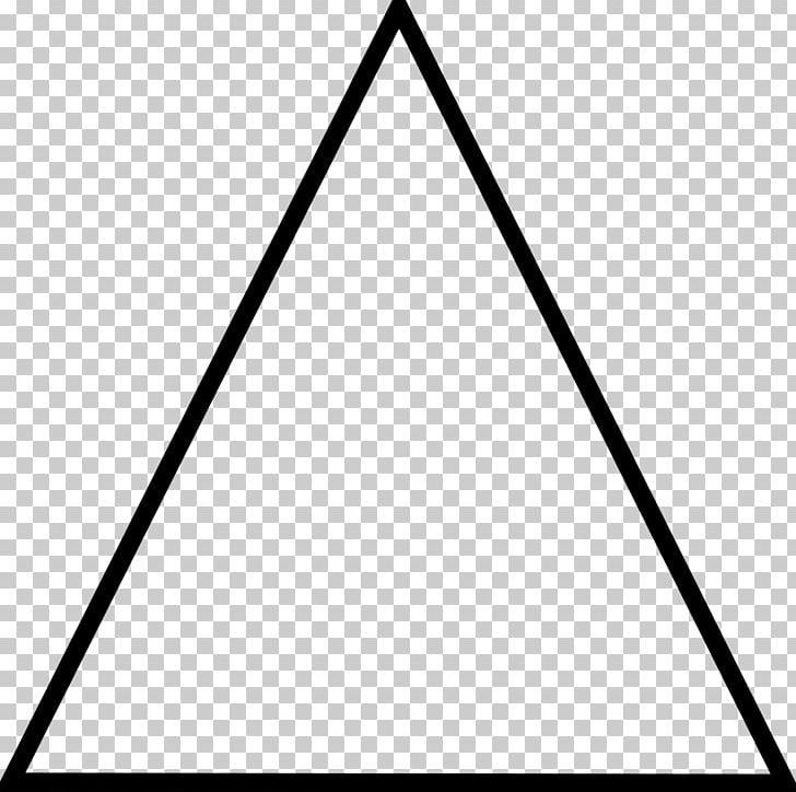 Triangle drawing. Penrose art png clipart