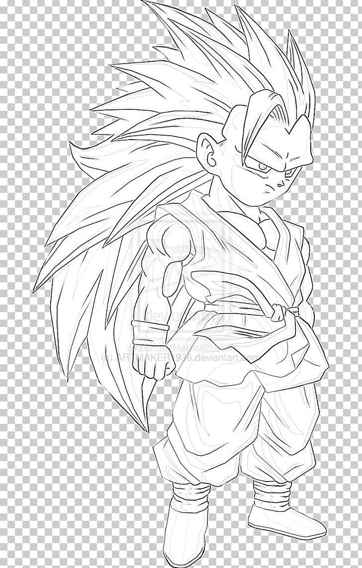 Goku sketch line art drawing super saiyan png clipart arm arts artwork black black and white