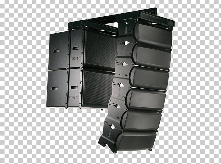 Line Array Loudspeaker QSC Audio Products Subwoofer QSC KLA12 PNG, Clipart, Angle, Biamping And Triamping, Computer Case, Hardware, Line Array Free PNG Download