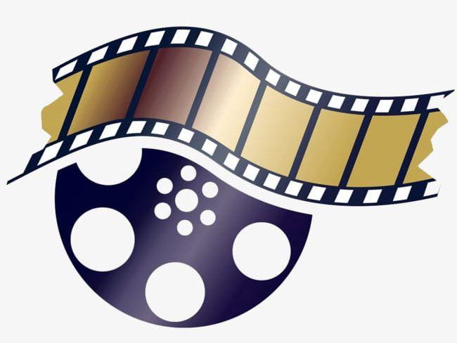 Movie Logo Png Clipart Cinema Digital Film Film Tape Logo