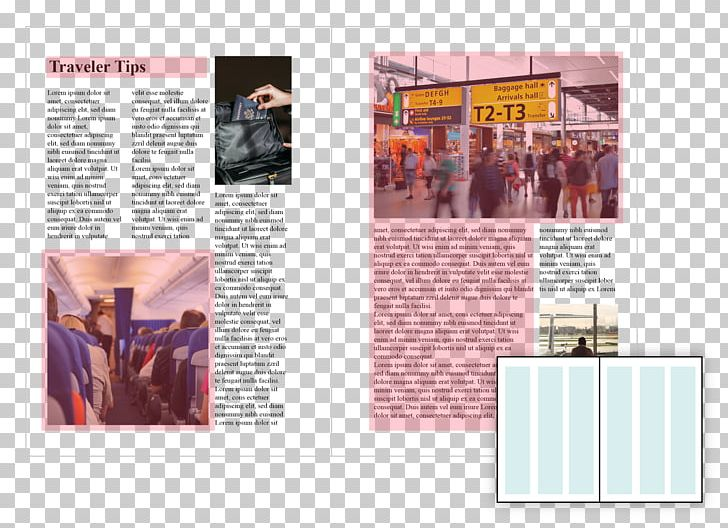 Grid Graphic Design Magazine Page Layout Png Clipart
