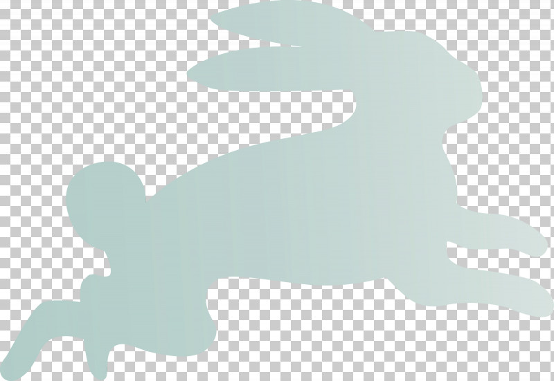 Rabbit Hare Rabbits And Hares Silhouette Tail PNG, Clipart, Animal Figure, Animation, Easter Bunny, Easter Day, Hare Free PNG Download
