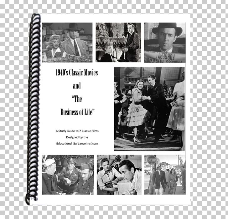 Film 1940s Classic Movies Drama It's A Wonderful Life PNG, Clipart