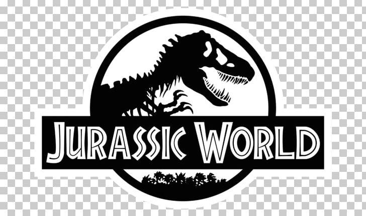 Jurassic Park Builder Tyrannosaurus Logo PNG, Clipart, Art, Black And White, Brand, Celebrities, Chris Pratt Free PNG Download