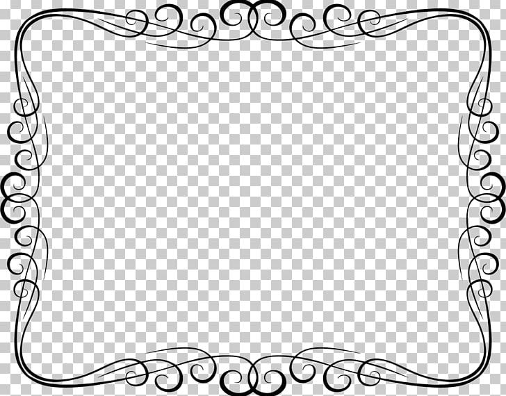 Borders And Frames Frames Ornament Decorative Arts PNG, Clipart, Area, Art, Black, Black And White, Body Jewelry Free PNG Download