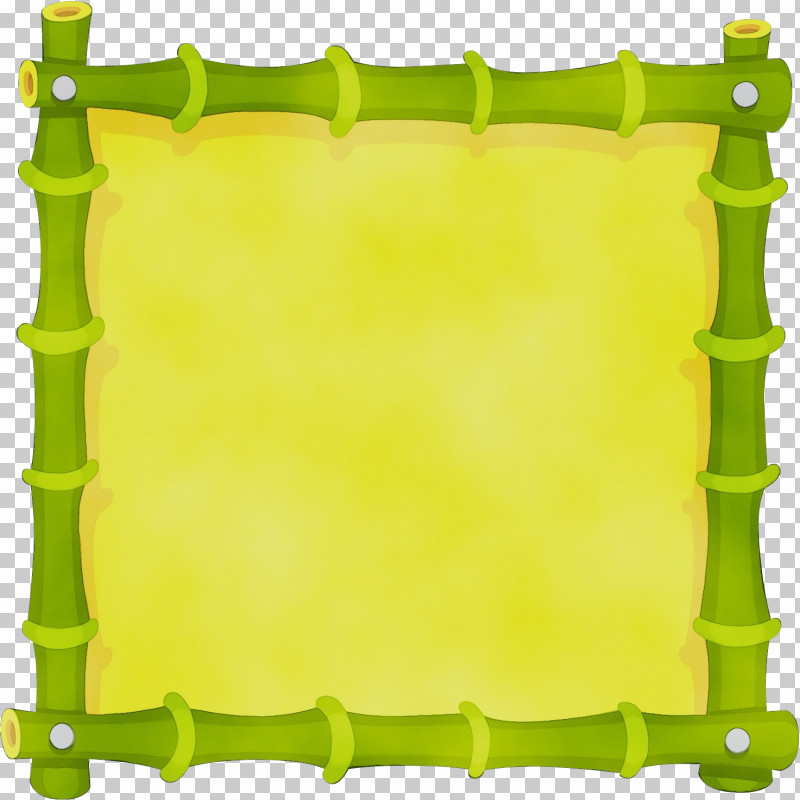 Green Yellow Rectangle PNG, Clipart, Green, Paint, Rectangle, Watercolor, Wet Ink Free PNG Download