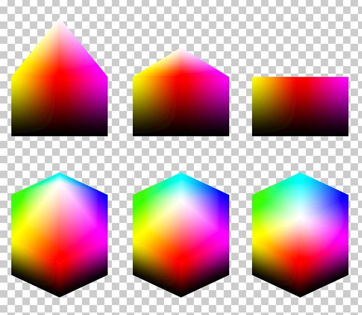 Barvni Model HSL HSL And HSV Barvni Model HSV RGB Color