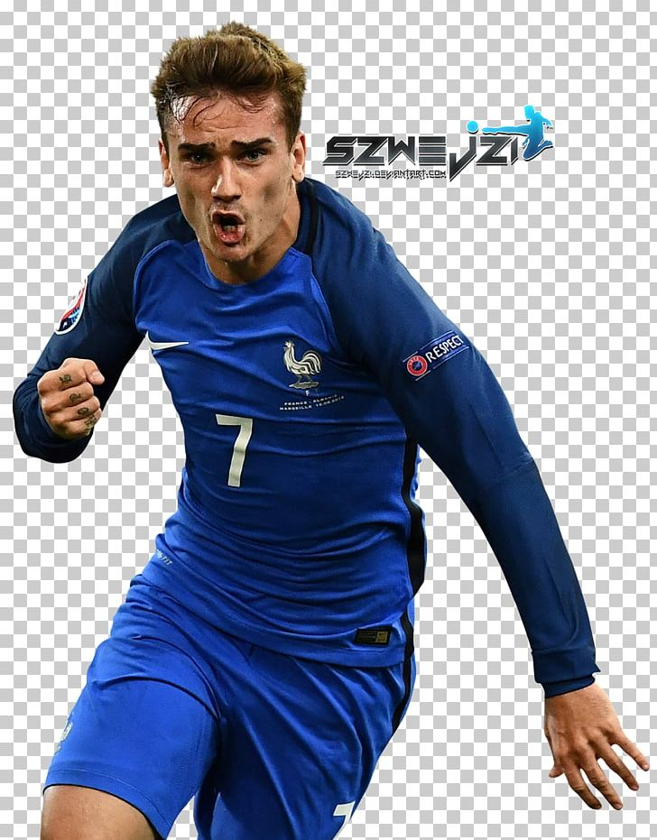 Antoine Griezmann France National Football Team Uefa Euro