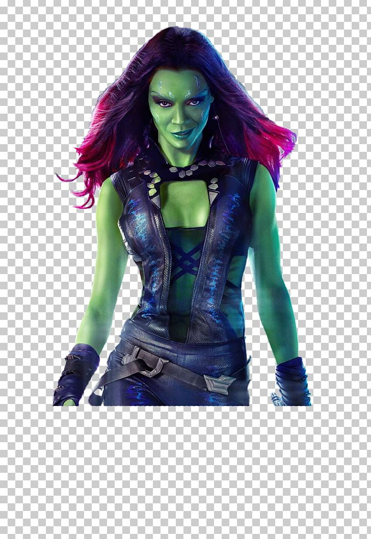 Gamora Guardians Of The Galaxy Drax The Destroyer Rocket Raccoon Zoe Saldana PNG, Clipart, Action Figure, Costume, Drax The Destroyer, Fictional Character, Film Free PNG Download