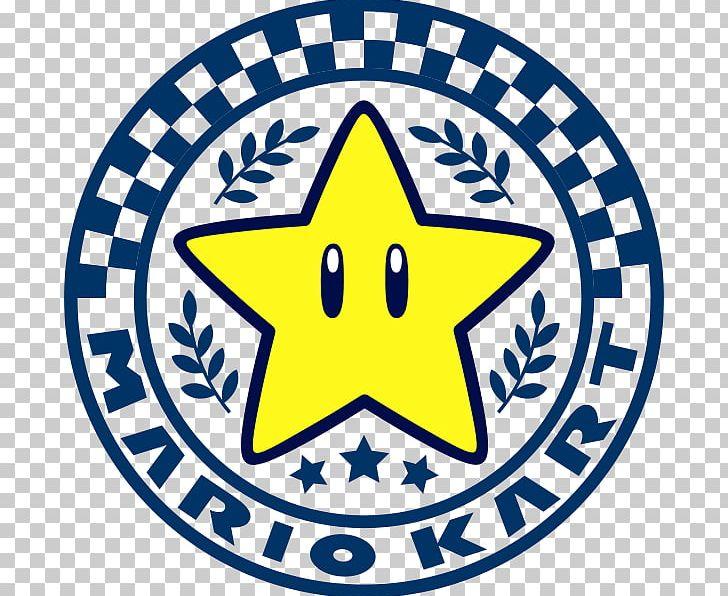 mario kart wii logo transparent
