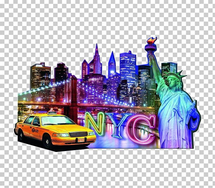 Jigsaw Puzzles New York City Ravensburger Puzzle Video Game