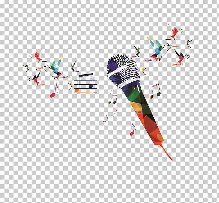 Microphone Watercolor Painting PNG, Clipart, Art, Decorative Patterns, Drawing, Font, Graphic Design Free PNG Download
