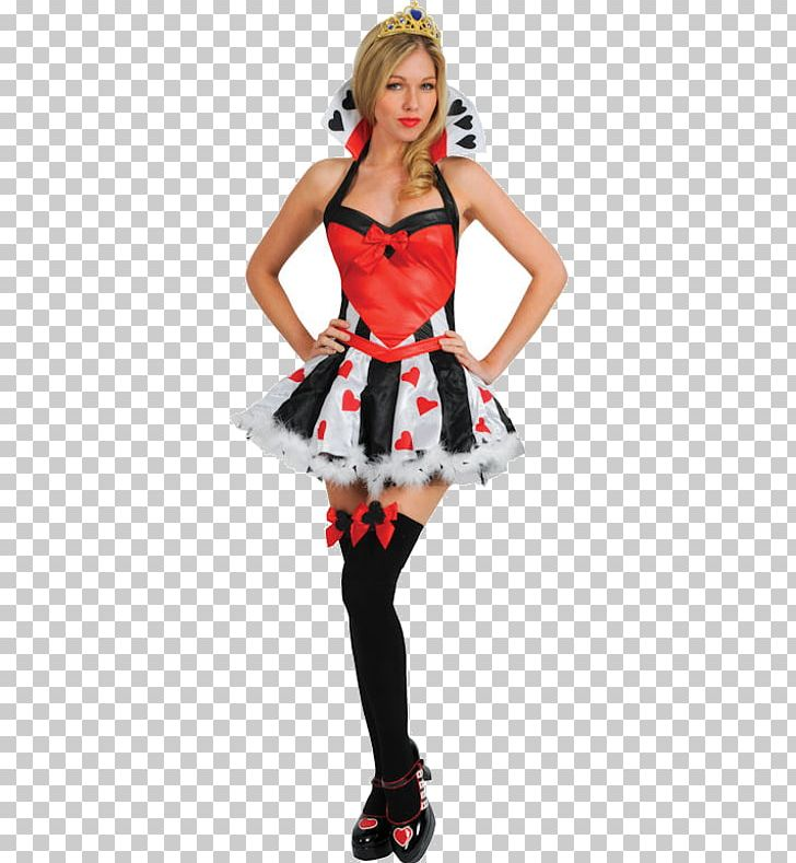 Queen Of Hearts Costume Party Halloween Costume Dress PNG, Clipart, Adult, Clothing, Costume, Costume Party, Dress Free PNG Download