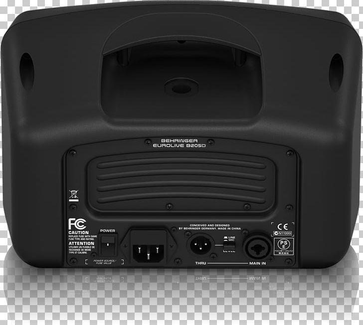Loudspeaker Behringer Powered Speakers Microphone Audio PNG, Clipart, Amplifier, Audio, Audio Power Amplifier, Behringer, Classd Amplifier Free PNG Download