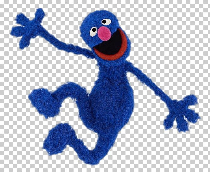 Sesame Street Grover Happy Jump Png Clipart At The Movies