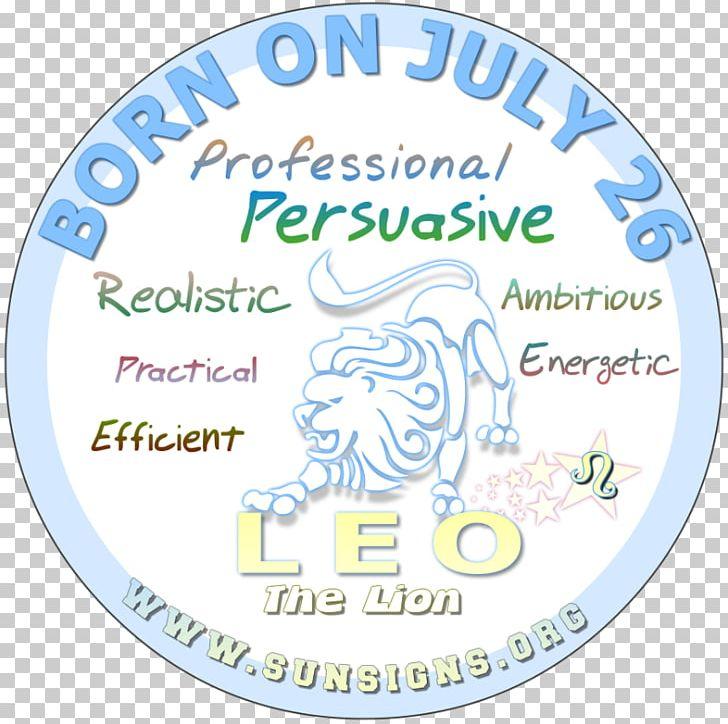 L GOODMAN'S SUN SIGN Zodiac Horoscope Astrological Sign 25 July PNG