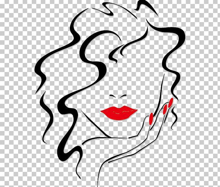 Lip Euclidean Nail PNG, Clipart, Cartoon, Face, Fashion Girl, Fictional Character, Girl Free PNG Download