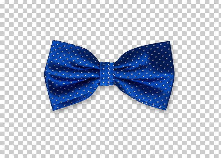 Bow tie royal blue. Polka dot necktie png