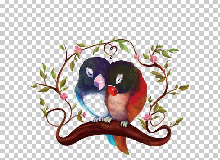 Parrot Bird Portable Network Graphics PNG, Clipart, Art, Beak, Bird, Desktop Wallpaper, Lovebird Free PNG Download