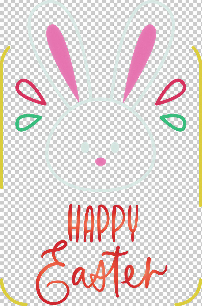 Easter Day Happy Easter Day PNG, Clipart, Easter Bunny, Easter Day, Happy Easter Day, Pink, Rabbit Free PNG Download
