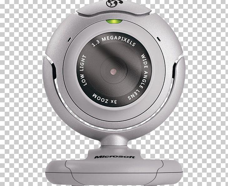 Webcam Camera Microsoft LifeCam Megapixel PNG, Clipart