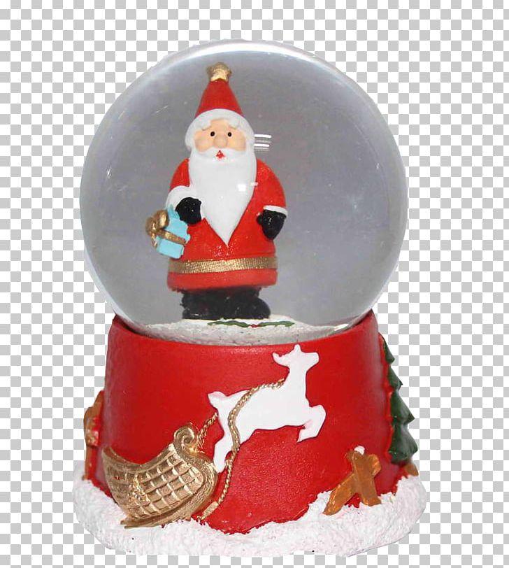 Santa Claus Christmas Ornament Crystal Ball PNG, Clipart, Christmas, Christmas Ball, Christmas Balls, Christmas Gift, Christmas Ornament Free PNG Download
