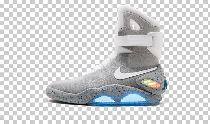 Nike Mag Marty McFly Shoe Air Jordan